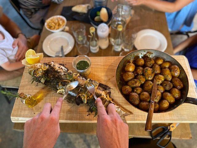 Chai Thonthon - restaurant, tapas, poisson frais - Lege Cap Ferret, village du Canon